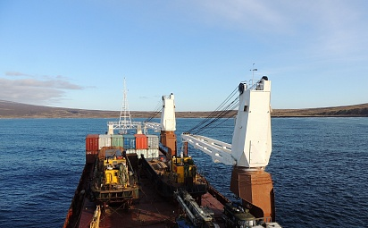 Oboronlogistics concluded state contract on delivery of cargoes in the Arctic