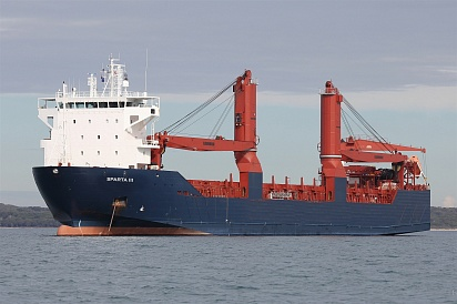 Oboronlogistics ships went on the long voyage