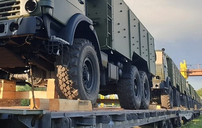 Oboronlogistics carries out a large railway transportation