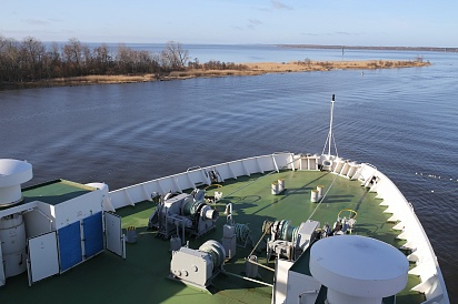 Oboronlogistics provides stability of the ferry line Ust-Luga — Baltiysk