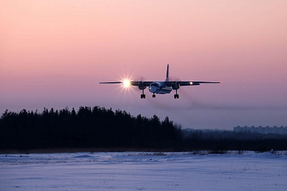 Oboronlogistics celebrated a year since the opening of the flight connection between Arkhangelsk and Novaya Zemlya