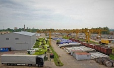 Oboronlogistics creates a new container terminal in Golitsyno